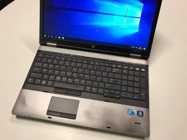 HP ProBook 6550B kopen? Estunt | Refurbished, Tweedehands, Gebruikt