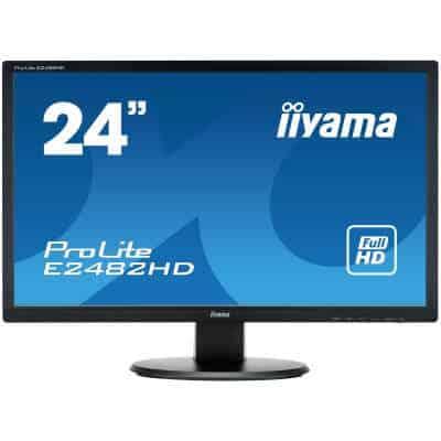 iiyama ProLite E2482HD kopen? Estunt | Refurbished, Tweedehands, Gebruikt