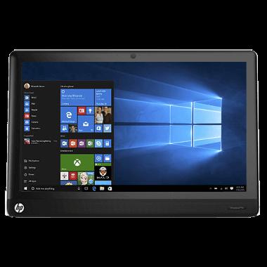 Estunt | HP TouchSmart 7320 AiO