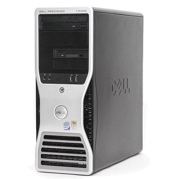 Dell Precision T3400 kopen? Estunt | Refurbished, Tweedehands, Gebruikt