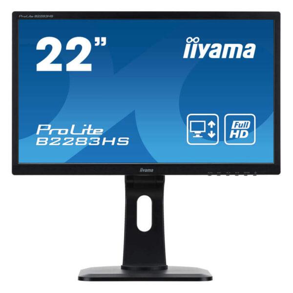 iiyama ProLite B2283HS kopen? Estunt | Refurbished, Tweedehands, Gebruikt
