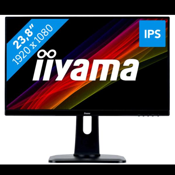 iiyama XUB2490HS kopen? Estunt | Refurbished, Tweedehands, Gebruikt