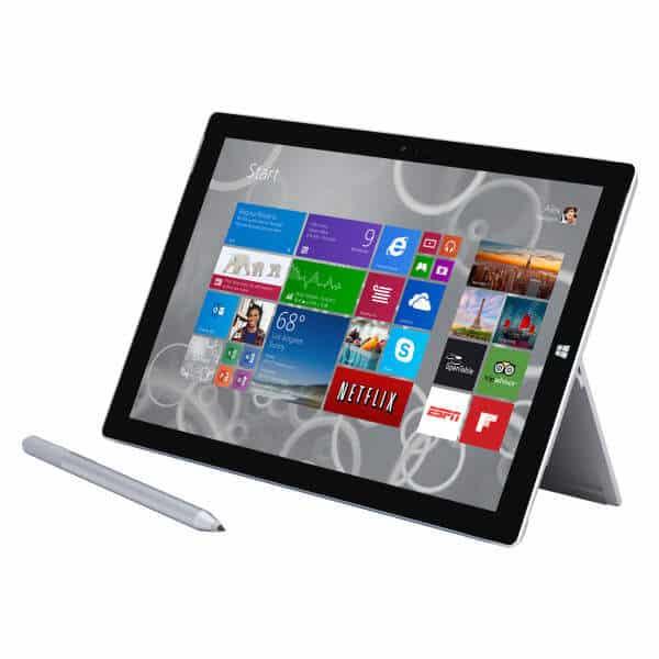 Estunt | Microsoft Surface Pro 3