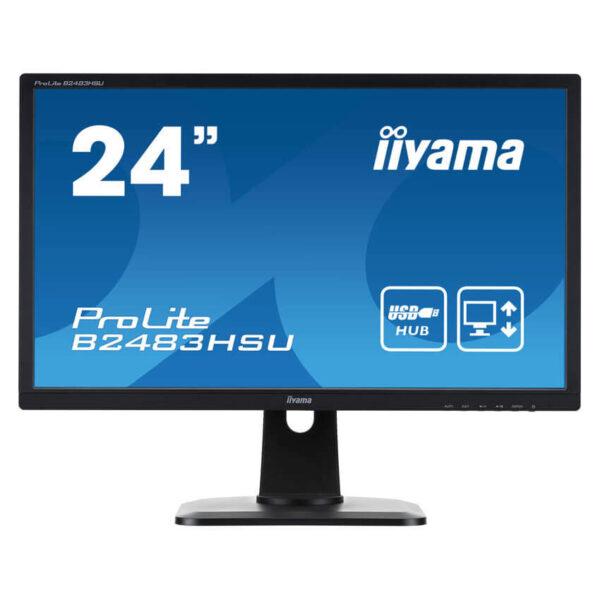iiyama ProLite B2483HSU kopen? Estunt | Refurbished, Tweedehands, Gebruikt