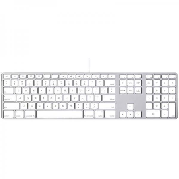 Apple Keyboard bedraad