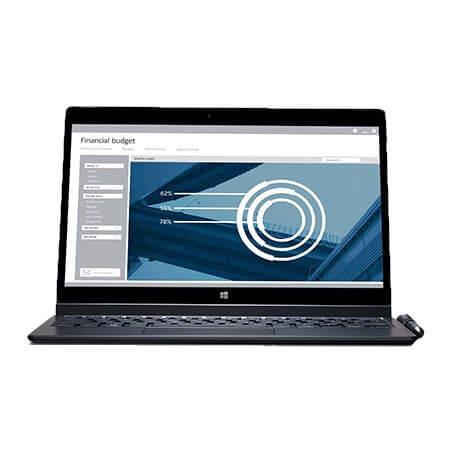 Estunt | Estunt | Dell Latitude 7275 : 2 - Refurbished, Tweedehands, Gebruikt