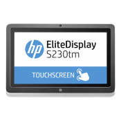 Estunt | Estunt | HP EliteDisplay S230tm - Refurbished, Tweedehands, Gebruikt