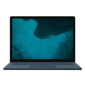 Microsoft Surface Laptop blauw