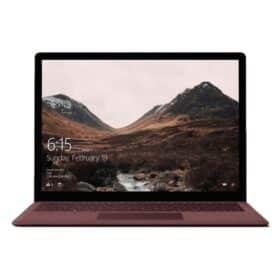 Estunt | Microsoft Surface Laptop Rood